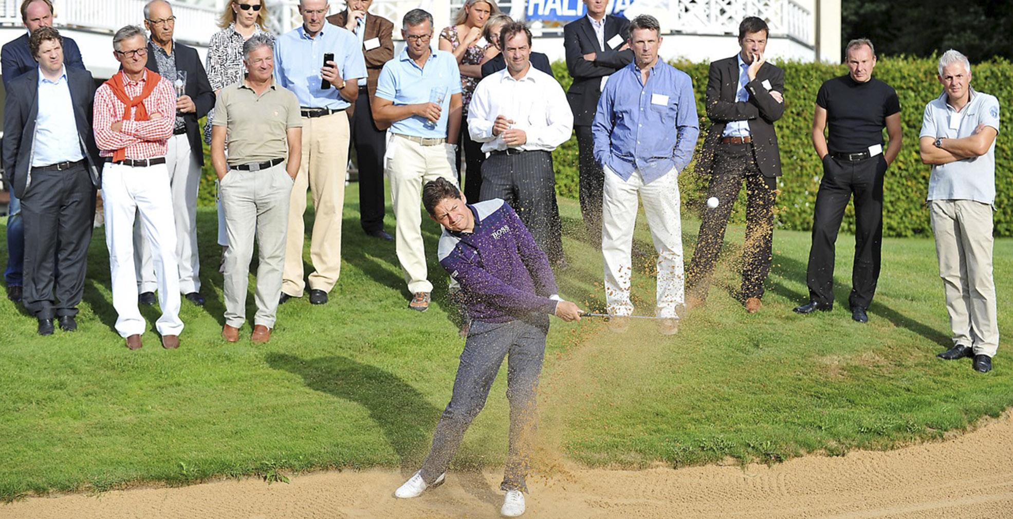 ... golf as profession